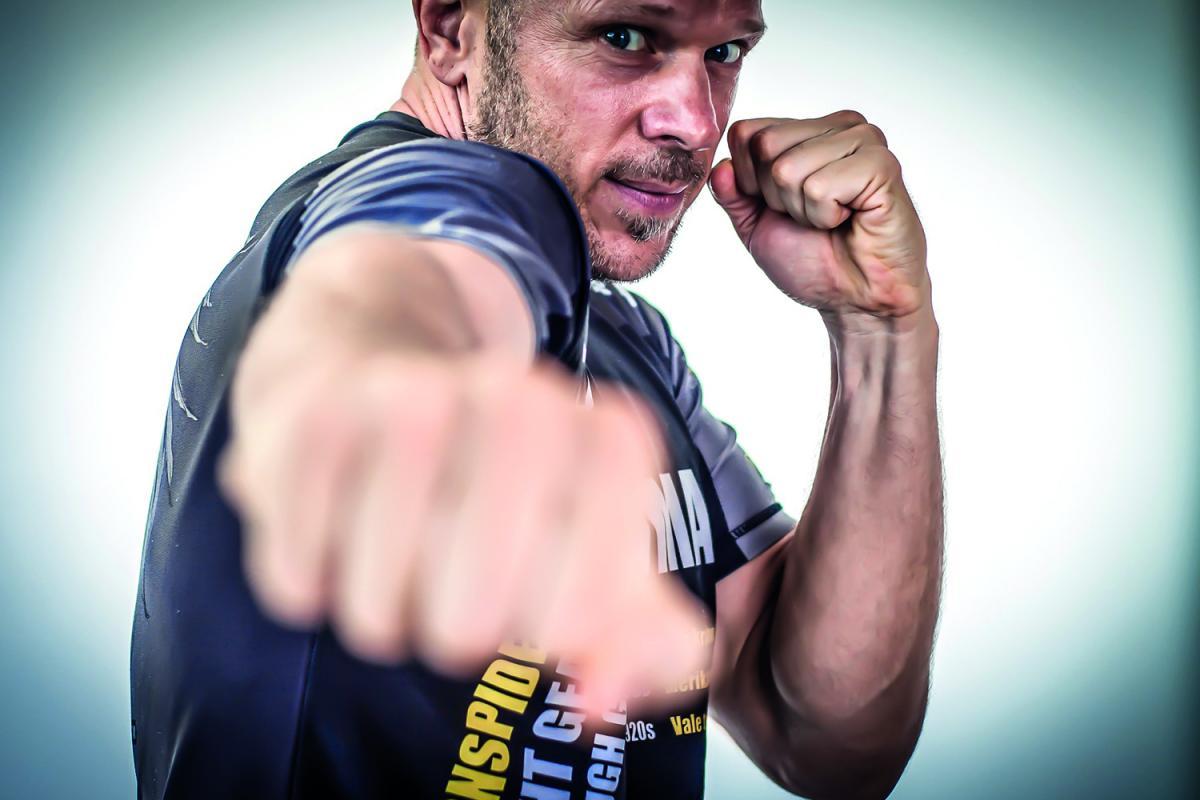 MMA אומנות לחימה